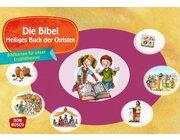 Kamishibai Bildkartenset - Die Bibel - Heiliges Buch der Christen, 5-11 Jahre