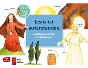 Erzählschiene Spielfiguren - Jesus ist auferstanden, ab 2 Jahre