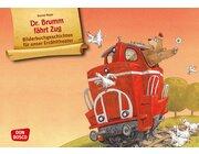 Kamishibai Bildkartenset - Dr. Brumm fährt Zug, ab 3 Jahre