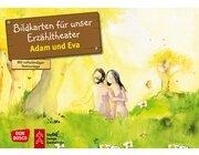 Kamishibai Bildkartenset - Adam und Eva, ab 3 Jahre
