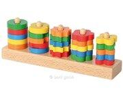 Sortierspiel Farben und Formen