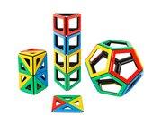 Magnetic Polydron Erweiterungsset 48 Teile