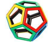 Magnetic Polydron Fünfeck-Set 12 Teile