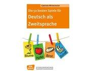 BUCH: Die 50 besten Spiele für Deutsch als Zweitsprache, ab 8 Jahre