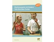 Rhythmusspiele mit Kindern, Heft inkl. CD, 1.-4. Klasse