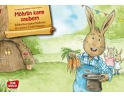 Kamishibai Bildkartenset - Möhrlin kann zaubern, ab 2 Jahren
