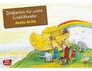 Kamishibai Bildkartenset - Noahs Arche, ab 2 Jahren
