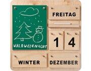 Creativ Kalender, 35 x 35 cm