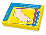 Bildkarten zur Sprachförderung - Mein Körper