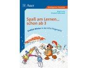 Endlich Winter in der Kita Fliegenpilz!, Buch