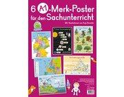 6 A1-Merk-Poster für den Sachunterricht