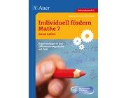 Individuell fördern Mathe 7,Ganze Zahlen