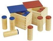 Montessori Geräuschdosen, ab 3 Jahre