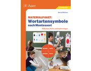Materialpaket Wortartensymbole nach Montessori