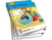 653 Mathe-Abenteuer - Im Mittelalter - 3. Klasse