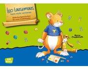 Kamishibai Bildkartenset - Leo Lausemaus kann nicht verlieren, ab 3 Jahren