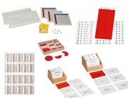 Mathematik-Set 2: Einmaleins und Bruchrechnen: Aufgaben zur Multiplikation, Division und Bruchrechnen (Klassensatz für 12 Schüler)