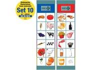 Flocards Kindergarten Set 10, Kartensatz, ab 4 Jahre