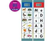 Flocards Set D2 Grundwortschatz Substantive,  ab 6 Jahre