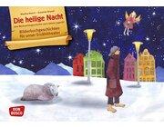 Kamishibai Bildkartenset - Die heilige Nacht, ab 3 Jahren