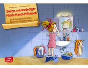 Kamishibai Bildkartenset - Emilys merkwürdiger Misch-Masch-Mittwoch, ab 4 Jahren