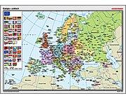 Westermann Posterkarte Europa politisch 100x70cm