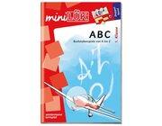 miniLÜK ABC von A-Z, 1.Klasse