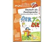 miniLük Deutsch als Zweitsprache 2, ab 2.Klasse