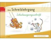 Anton und Zora: Schreiblehrgang - Schulausgangsschrift, 6-9 Jahre