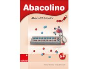 Abaco 20 tricolor das Abacolino Arbeitsheft, 6-9 Jahre