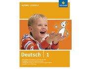 Alfons Lernwelt Deutsch 1, DVD-ROM