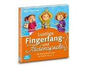 Lustige Fingerfang- und Fadenspiele, Buch, 3-8 Jahre