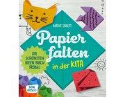 Papier falten in der Kita, ab 4 Jahre
