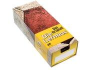 AOL Lernbox DIN A8, Design: Fußball,  5er-Paket