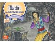 Kamishibai Bildkartenset - Aladin und die Wunderlampe, 4-8 Jahre
