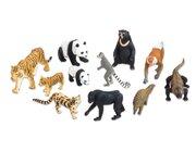 Tiere - Asiatische Tiere, 11 Teile