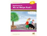 Begleitmaterial: Wo ist Welpe Rudi?, Broschüre inkl. DVD, 2. Klasse