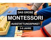 Montessori Grundausstattung für Kinder von 3-6 Jahren