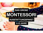 Montessori Grundausstattung für Schulkinder von 6-12 Jahren