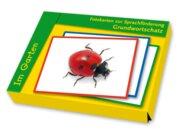Fotokarten zur Sprachförderung: Grundwortschatz - Im Garten, ab 1 Jahr
