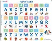 Larsen Lernpuzzle Memo ABC, ab 4 Jahre