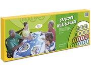 Gesellige Würfelrunde 4 Personen, Gemeinschaftsspiel