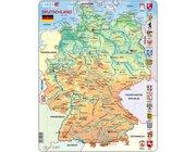 Larsen Lernpuzzle Deutschland (physisch)