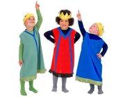 Kostüme für Krippenspiele: Drei heilige Könige - 3er Set, 3-7 Jahre