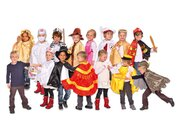 Kostüm-Set Beruf-Geschichte, ab 3 Jahren