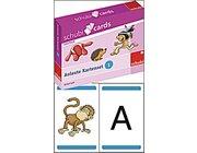 Schubicards: Anlaute Kartensets 1, 4-7 Jahre