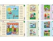 Larsen Lernpuzzle Set Lesen I (5x2 Puzzles RA1-RA5), ab 3 Jahre