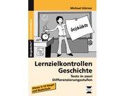 Lernzielkontrollen Geschichte, Buch, 5.-10. Klasse