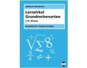 Lernzirkel Grundrechenarten, Kopiervorlagen, 5.-6. Klasse