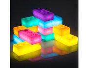 Leucht-Bausteine, ab 10 Monate